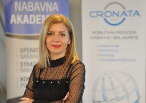 Nataša Cikač, Cronata