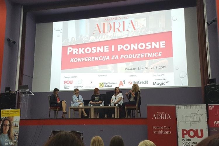 Konferencija Prkosne i ponosne, Varaždin