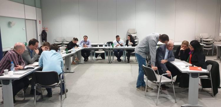 Edukacija iz nabave u Srbiji. Nataša Cikač, Cronata